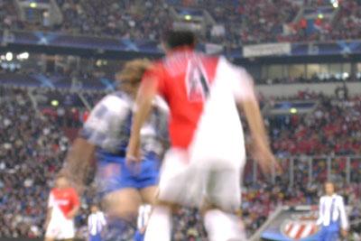 Champions-League-Finale AufSchalke 2004 (Quelle: Matthias Kneifl)
