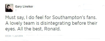 Lineker-Tweet_Southampton-sorry